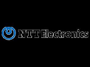NTT Electronics Logo